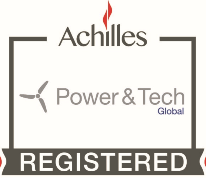qualified supplier certified by Achilles